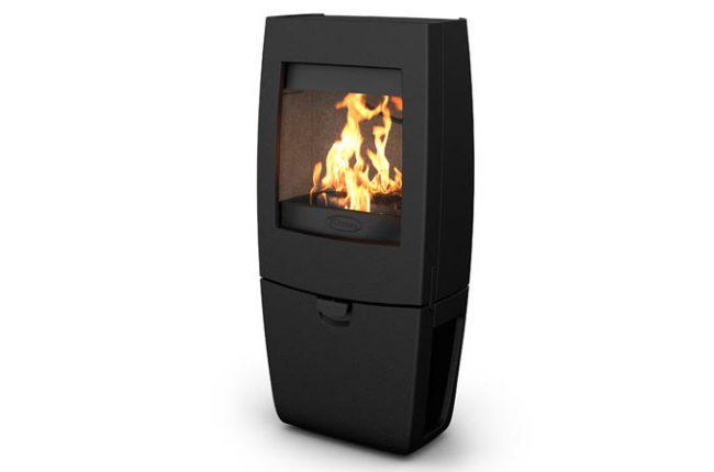 po le bois dovre sense 403 nature et feu. Black Bedroom Furniture Sets. Home Design Ideas