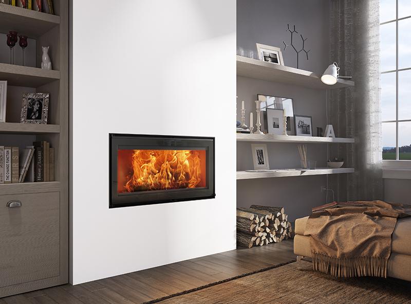 Confort thermique cheminée
