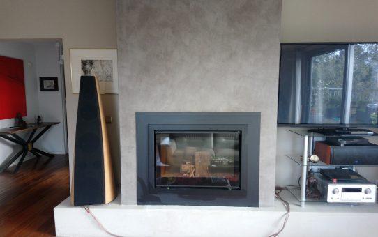 compte rendu d'une pose d'un insert bois spartherm linear xl 900 dans un appartement