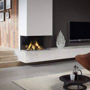 foyer à gaz Lugo 70/3 de la marque Dru