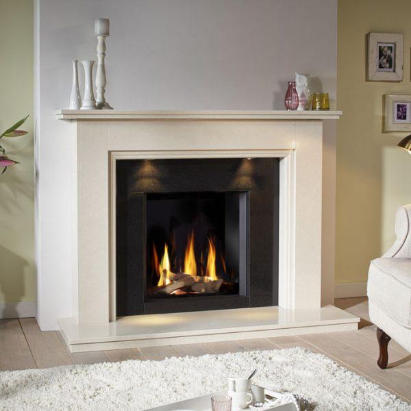 Foyer à gaz Global 55 XT CF de la marque Global Fires