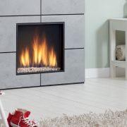 Foyer à gaz Global 60 XT BF de la marque Global Fires